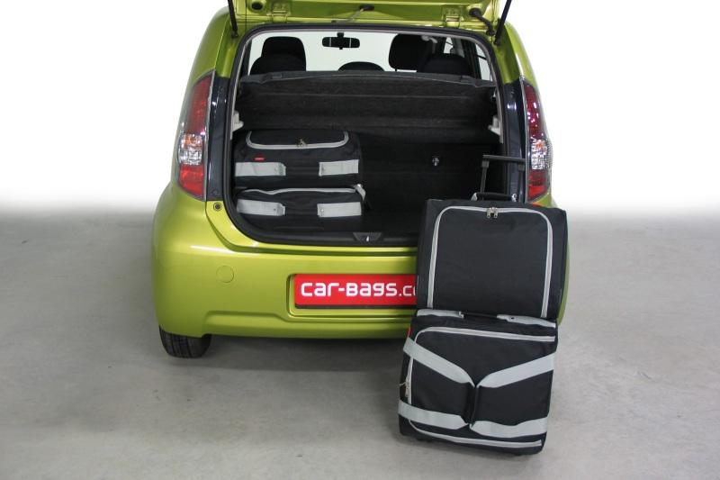 Subaru Justy 5d reistassen set