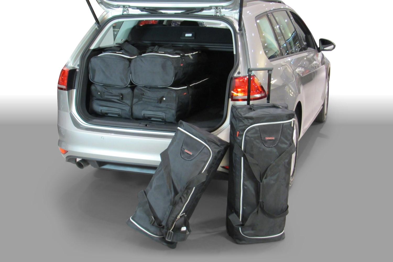 VW Golf VII variant '13- reistassen set