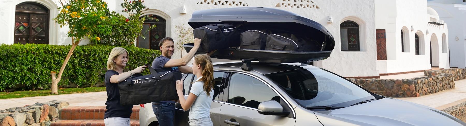 car-bags-roof-box-bags-unloading-summer