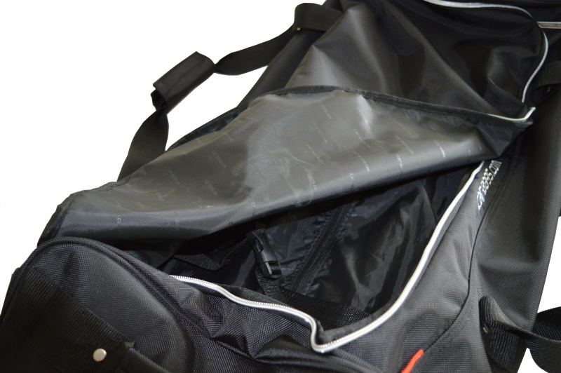 All Car-Bags.com travel bags have an inner lining for an extra luxurious look