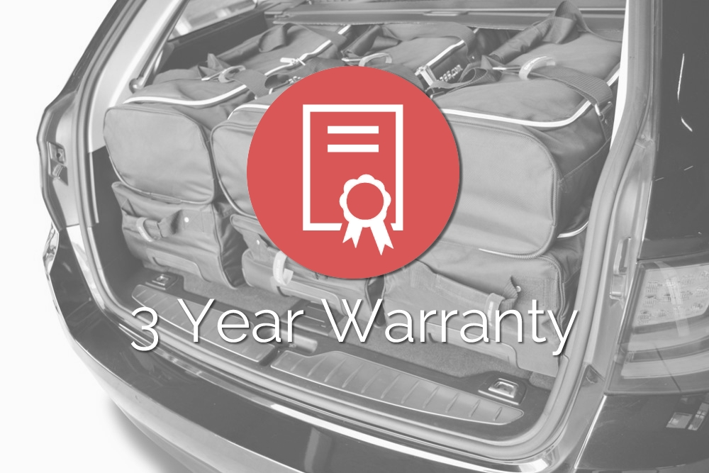 We give you the security of a 3 year warranty