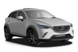mazda cx-3 2015 travel bags