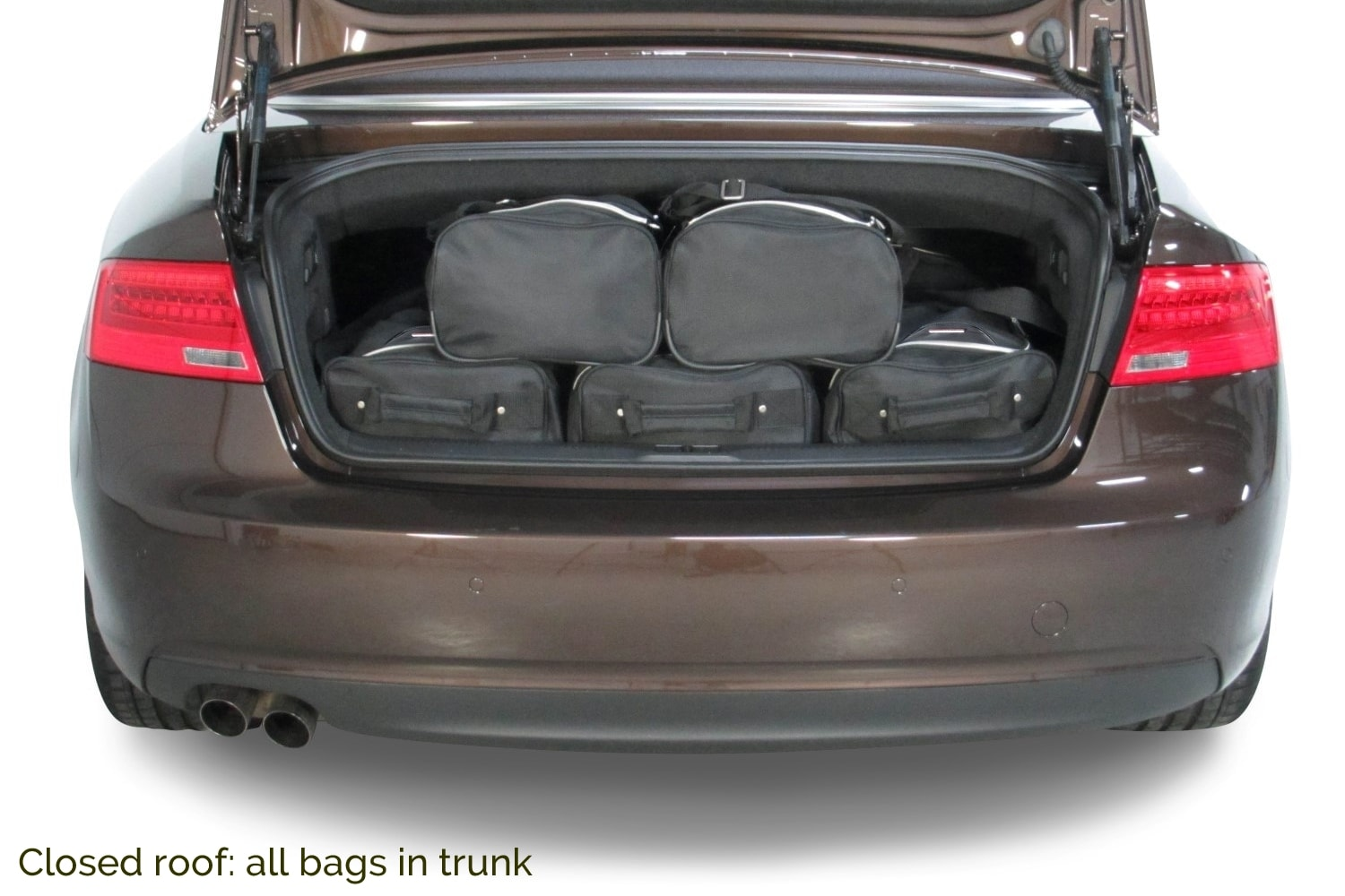 Audi A5 Cabriolet 8f7 Car Travel Bags Car Bags Com