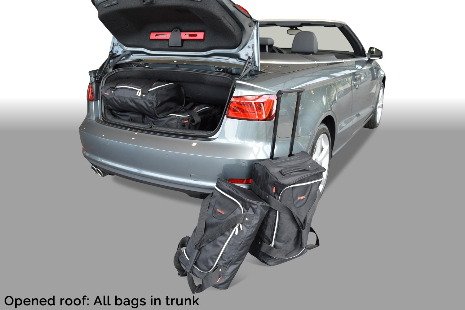 Audi A3 Cabriolet (8V) 2013- Car-Bags.com travel bag set (1)
