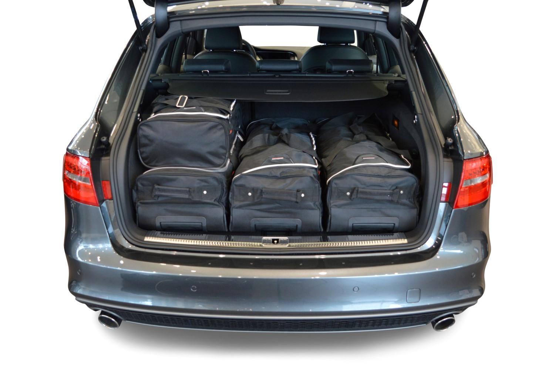 a4 audi a4 avant allroad b8 2008 2015 car bags. Black Bedroom Furniture Sets. Home Design Ideas