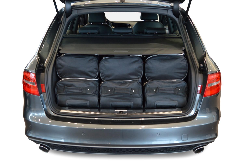 a4 audi a4 avant allroad b8 2008 2015 car bags travel bags. Black Bedroom Furniture Sets. Home Design Ideas