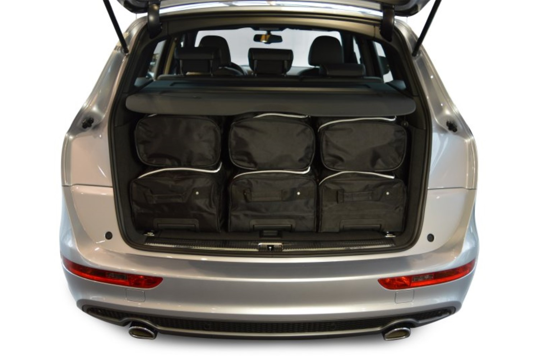 Audi Q5 (8R) 2008  Car Bags Reistassen   Travel Bags   Reisetaschen   Sacs  De Voyage