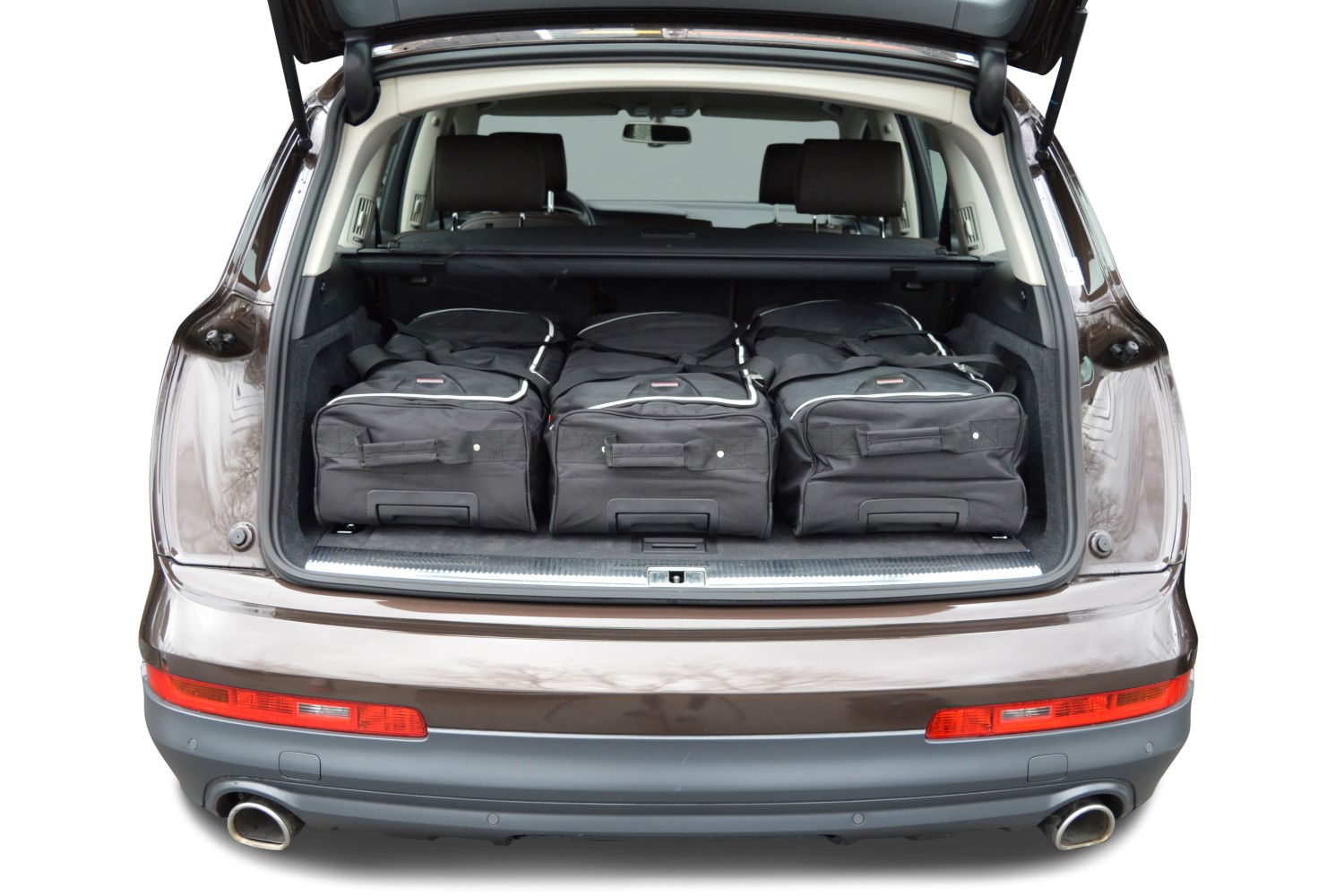 Audi Q L Car Travel Bags CarBagscom - Audi q7
