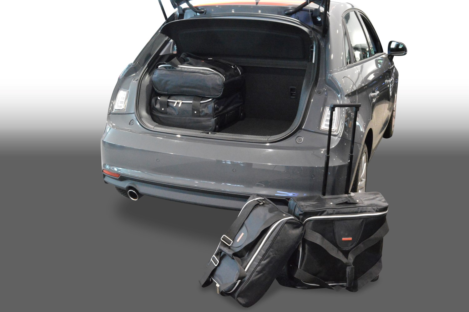 audi a1 sportback 8x car travel bags car. Black Bedroom Furniture Sets. Home Design Ideas