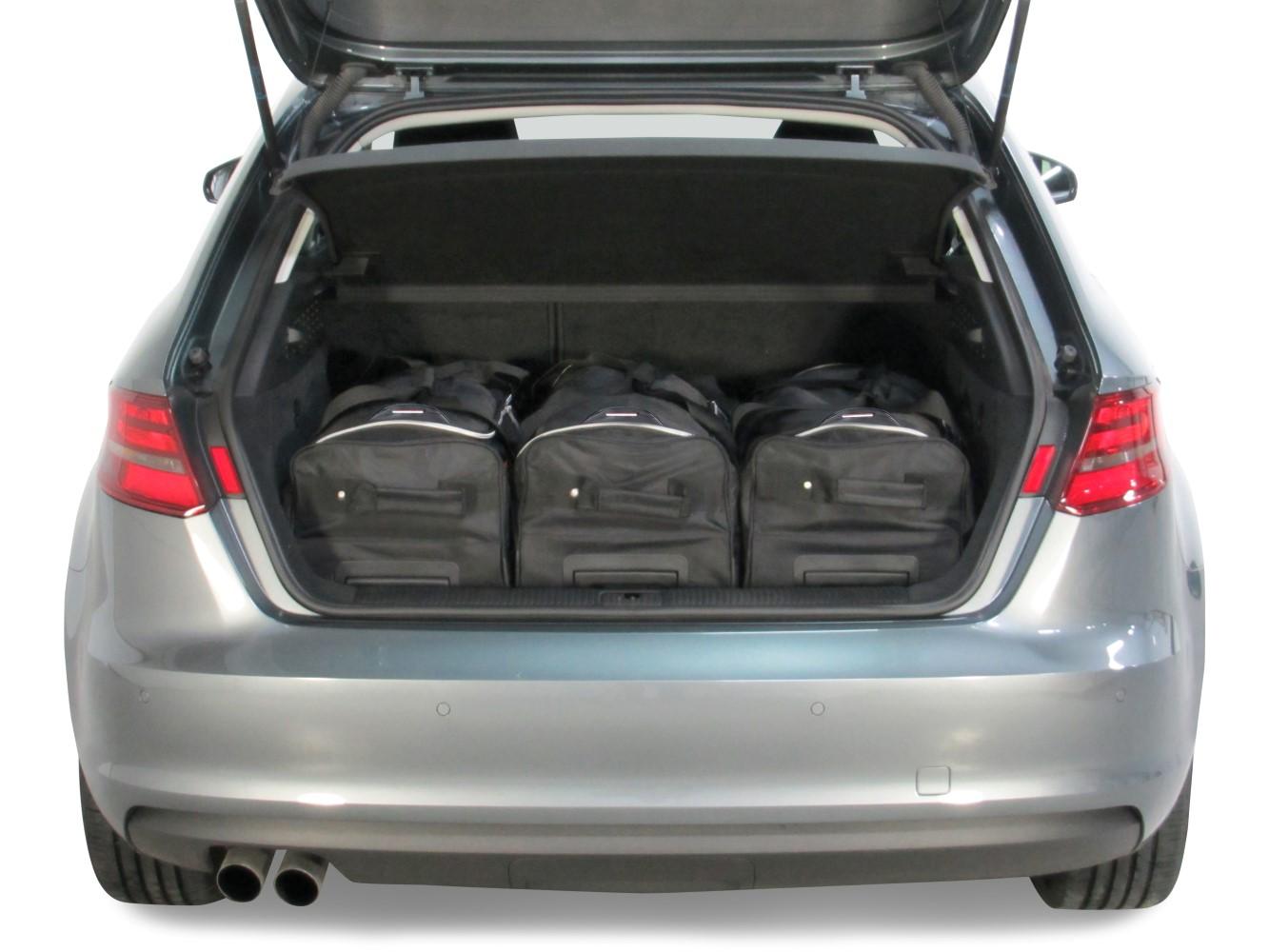 Car-Bags Audi A3 Sportback (8V) 2013-présent 5p Car-Bags Set De Sacs De Voyage A21601S mfGATqm8em