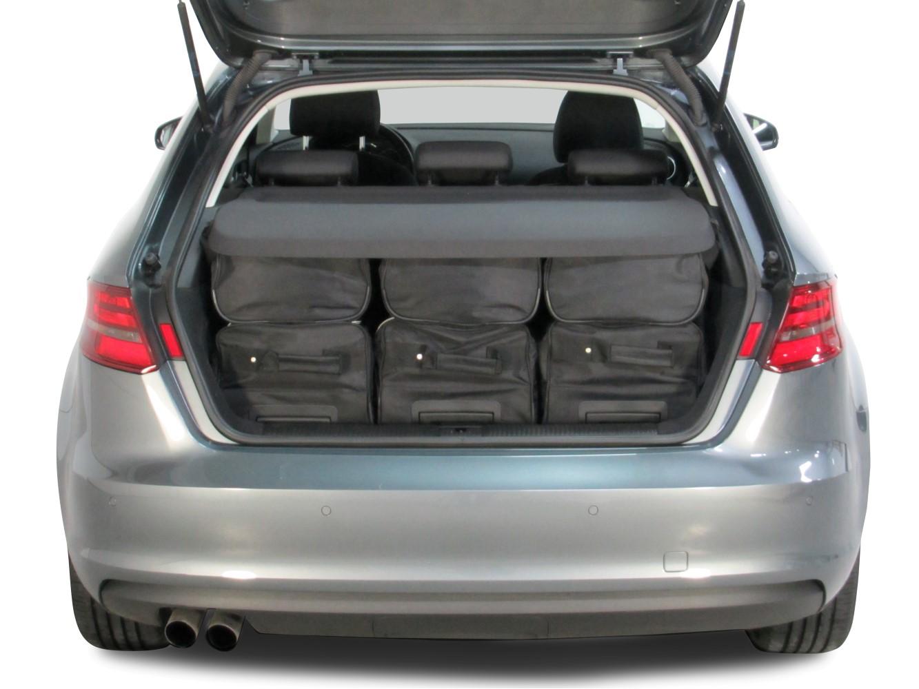 audi a3 sportback 8v autotaschen nach ma car. Black Bedroom Furniture Sets. Home Design Ideas