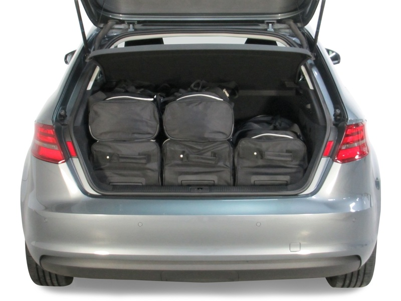 a3 audi a3 sportback 8v g tron 2013 present 5d car bags travel bags. Black Bedroom Furniture Sets. Home Design Ideas