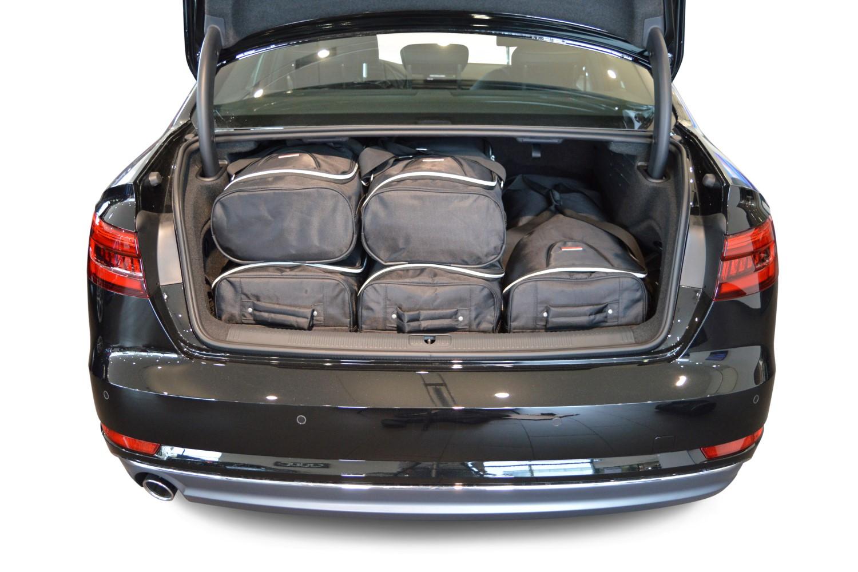 A4: Audi A4 (B9) 2015-present 4d travel bag set Audi A B on audi rs5 wallpaper, audi b9 platform, audi s5 b9, audi 2015 models, audi s5 mesh grille, audi rs4 b9, audi s4 b9, audi a5 b9,