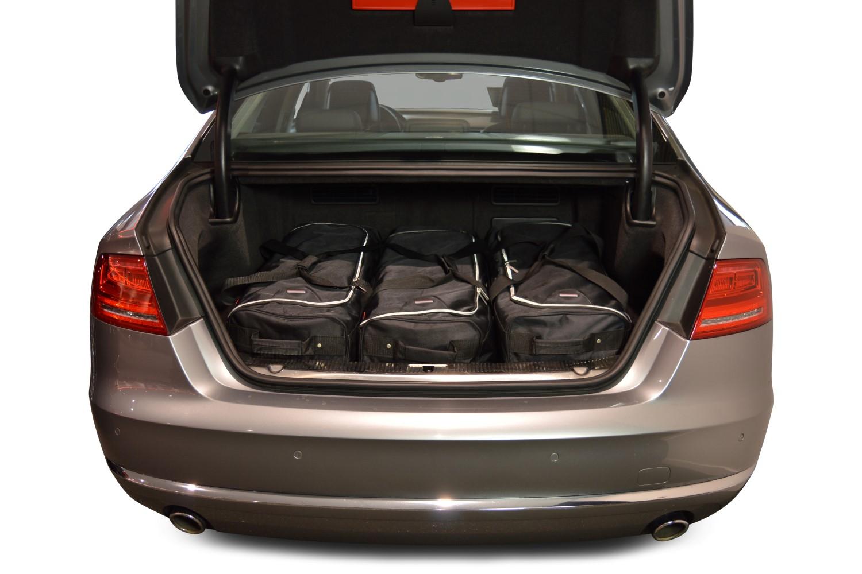 Audi A8 (D4) 2010 2013 4d Car Bags Reistassen   Travel Bags   Reisetaschen    Sacs De Voyage