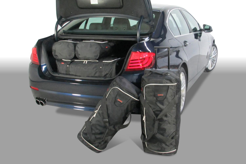 Ongebruikt BMW 5 series (F10) car travel bags | Car-Bags.com BW-01