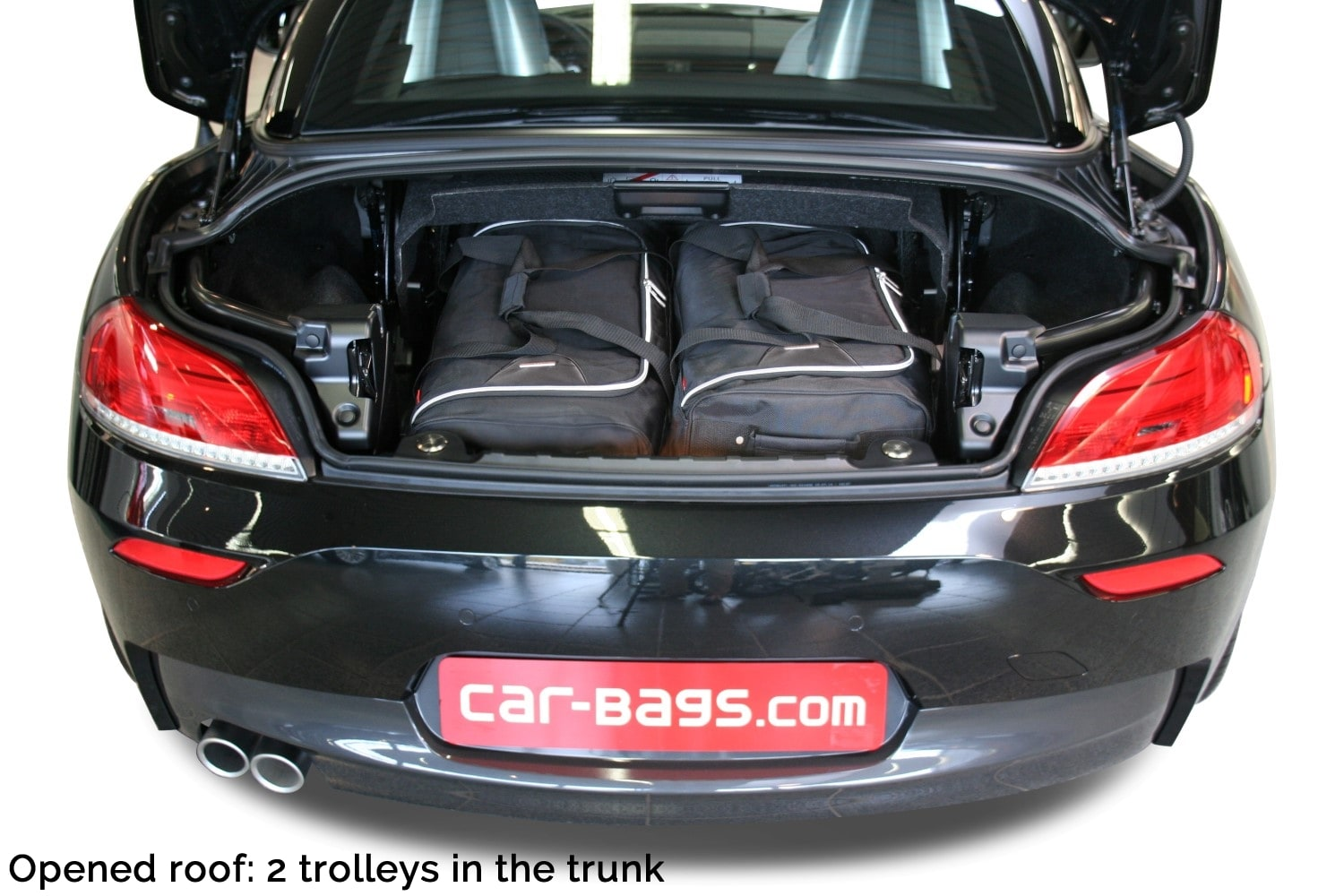 Z4 Boot Space Car Reviews 2018