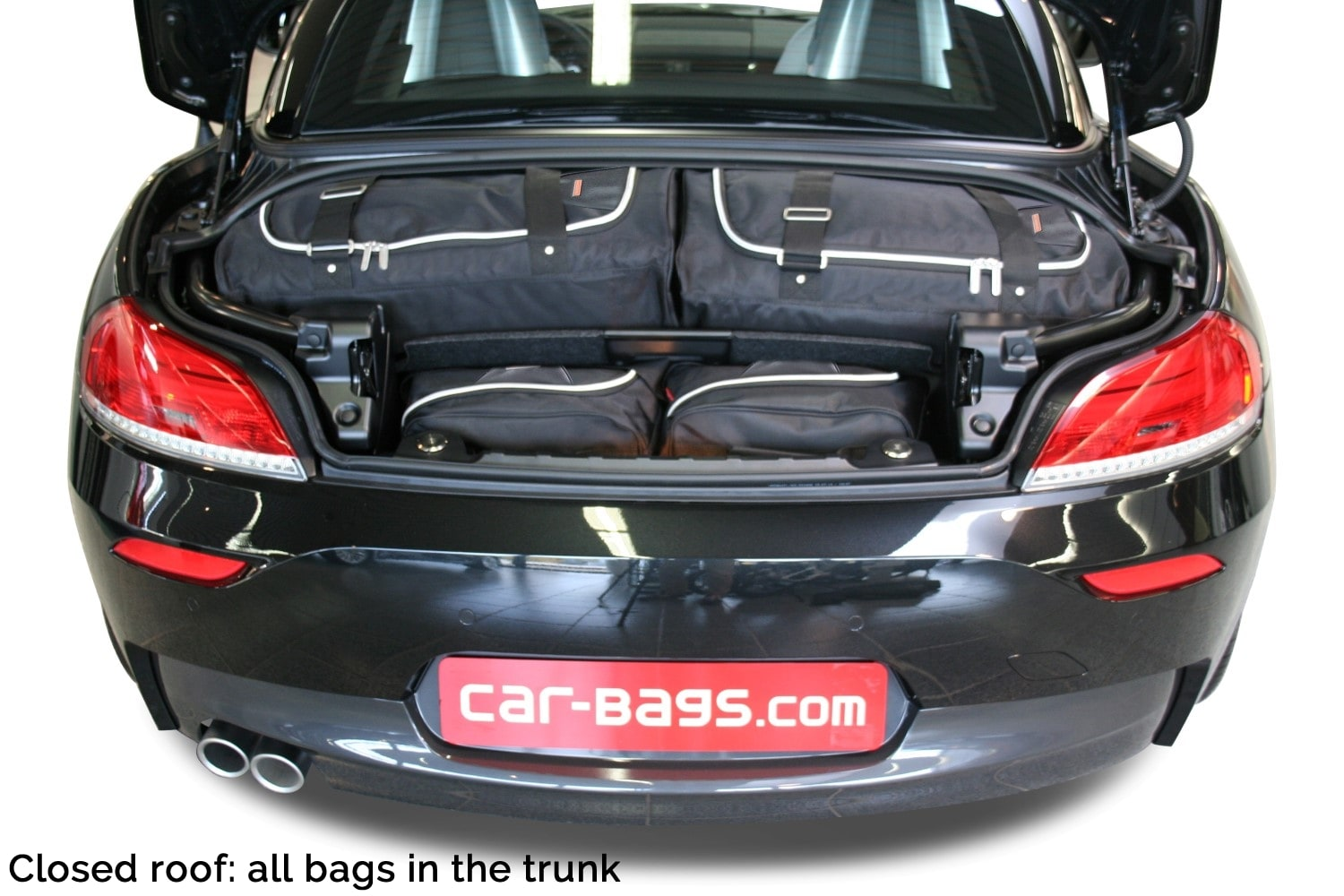 z4 bmw z4 e89 2009 present car bags travel bags. Black Bedroom Furniture Sets. Home Design Ideas