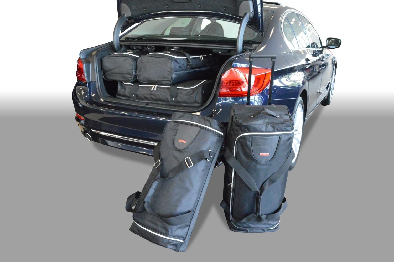 BMW 5 series (G30) 2017-present 4d Car-Bags travel bags
