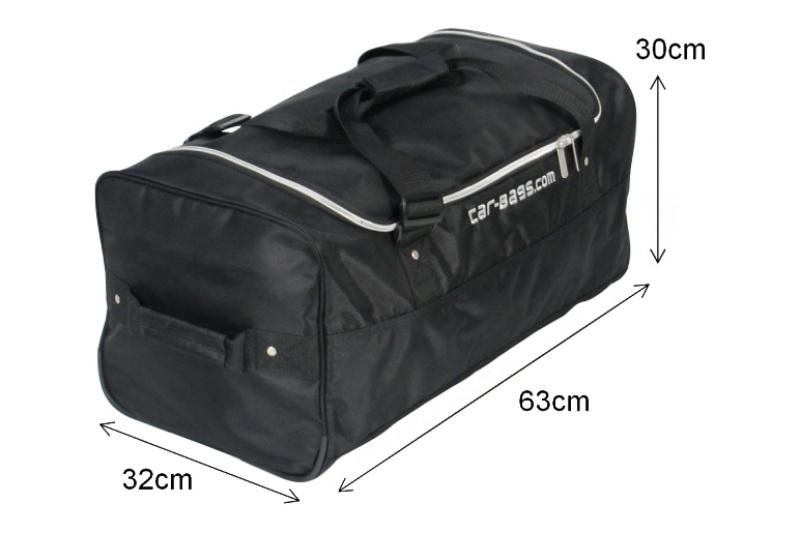 dachboxtaschen car dachbox taschenset 4 teilig. Black Bedroom Furniture Sets. Home Design Ideas