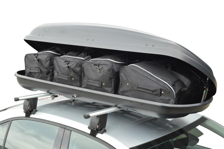 Car Bags Com Roof Box Bags 4 Pcs Car Bags Com