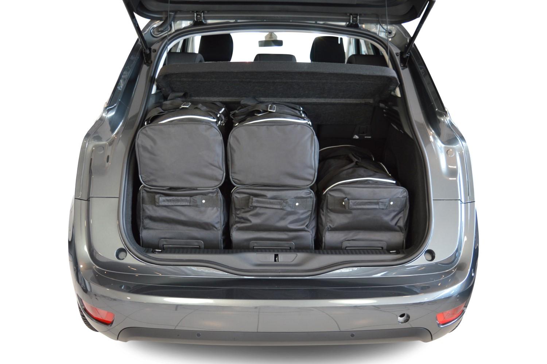 c4 citro n c4 picasso 2013 pr sent car bags set de sacs de voyage. Black Bedroom Furniture Sets. Home Design Ideas