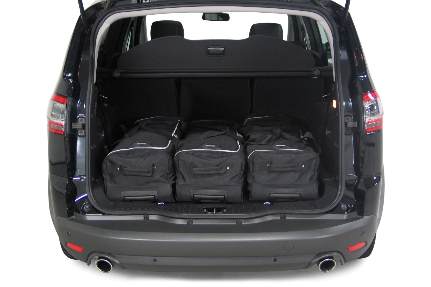 s max ford s max i 2006 2015 car bags reisetaschen. Black Bedroom Furniture Sets. Home Design Ideas