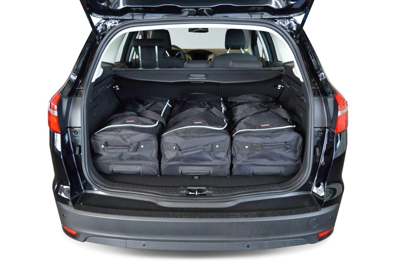focus ford focus wagon iii 2011 present car bags travel bags. Black Bedroom Furniture Sets. Home Design Ideas