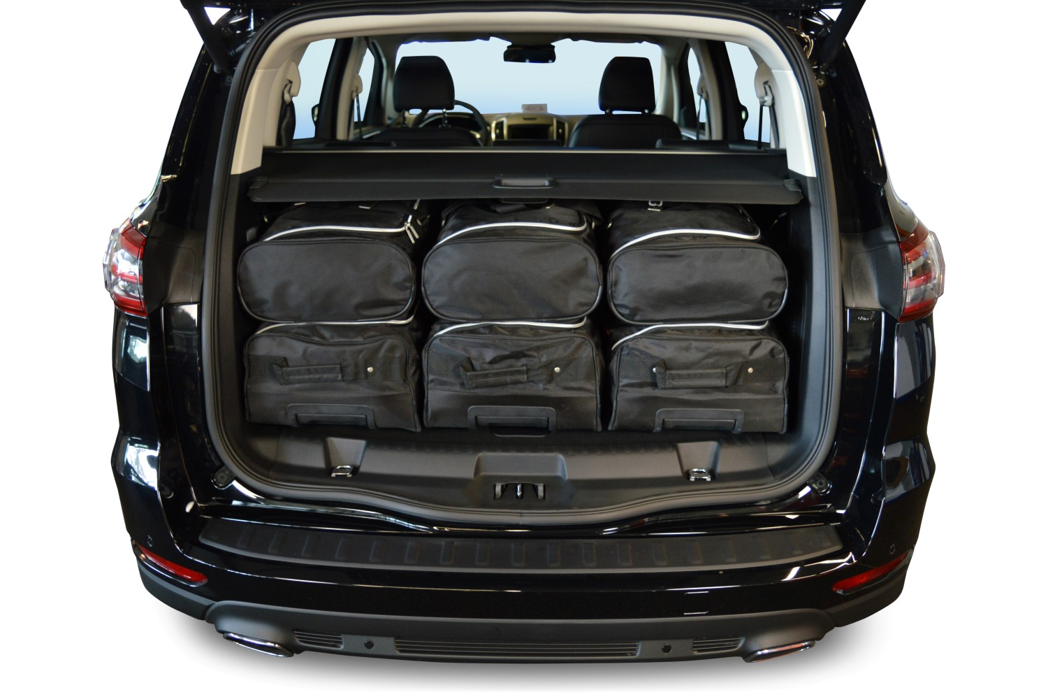 Ford S Max 7 Seater 2015 Car Bags Reistassen