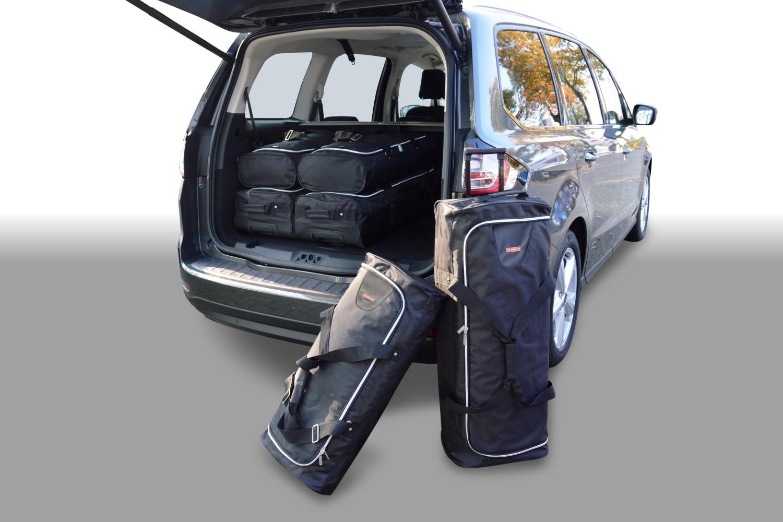 CAR-BAGS.COM Kofferraumtaschen f/ür den Mitsubishi Outlander III PHEV 2013-heute
