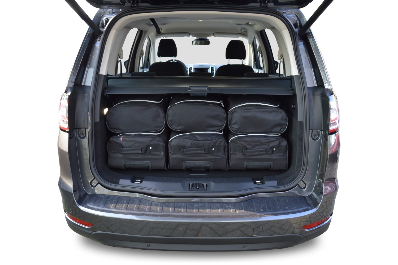 Ford galaxy 2015 car bags reistassen travel bags reisetaschen sacs de voyage