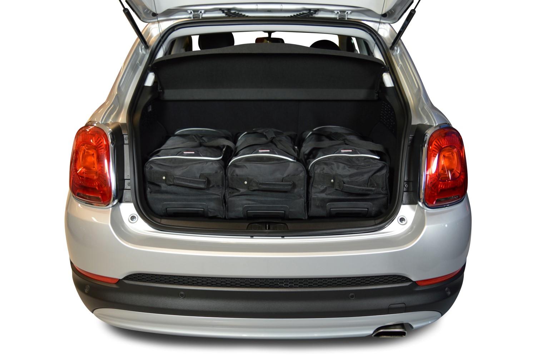 500x Fiat 500x 2015 Heute 5t Car Bags Reisetaschen