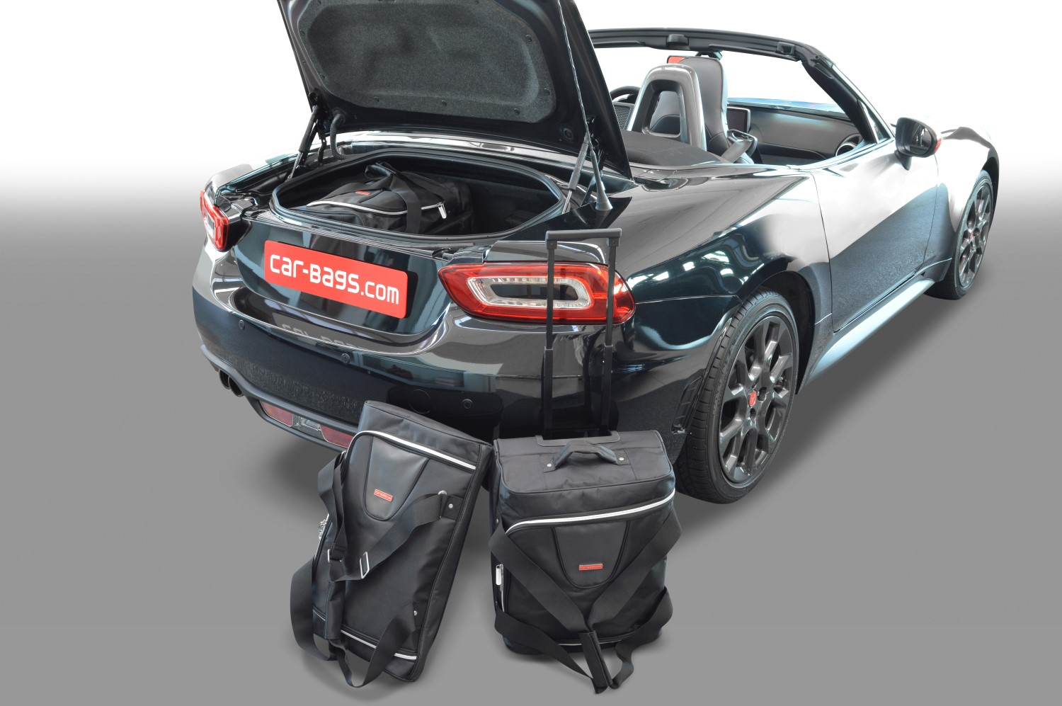 Fiat 124 Spider Car Travel Bags Car Bags Com