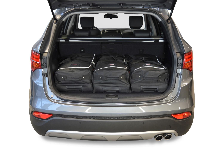 santa fe hyundai santa fe dm 2012 present car bags travel bags. Black Bedroom Furniture Sets. Home Design Ideas