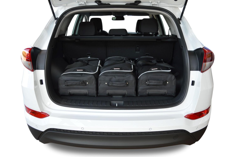 Hyundai Tucson Tl Car Travel Bags Car Bags Com