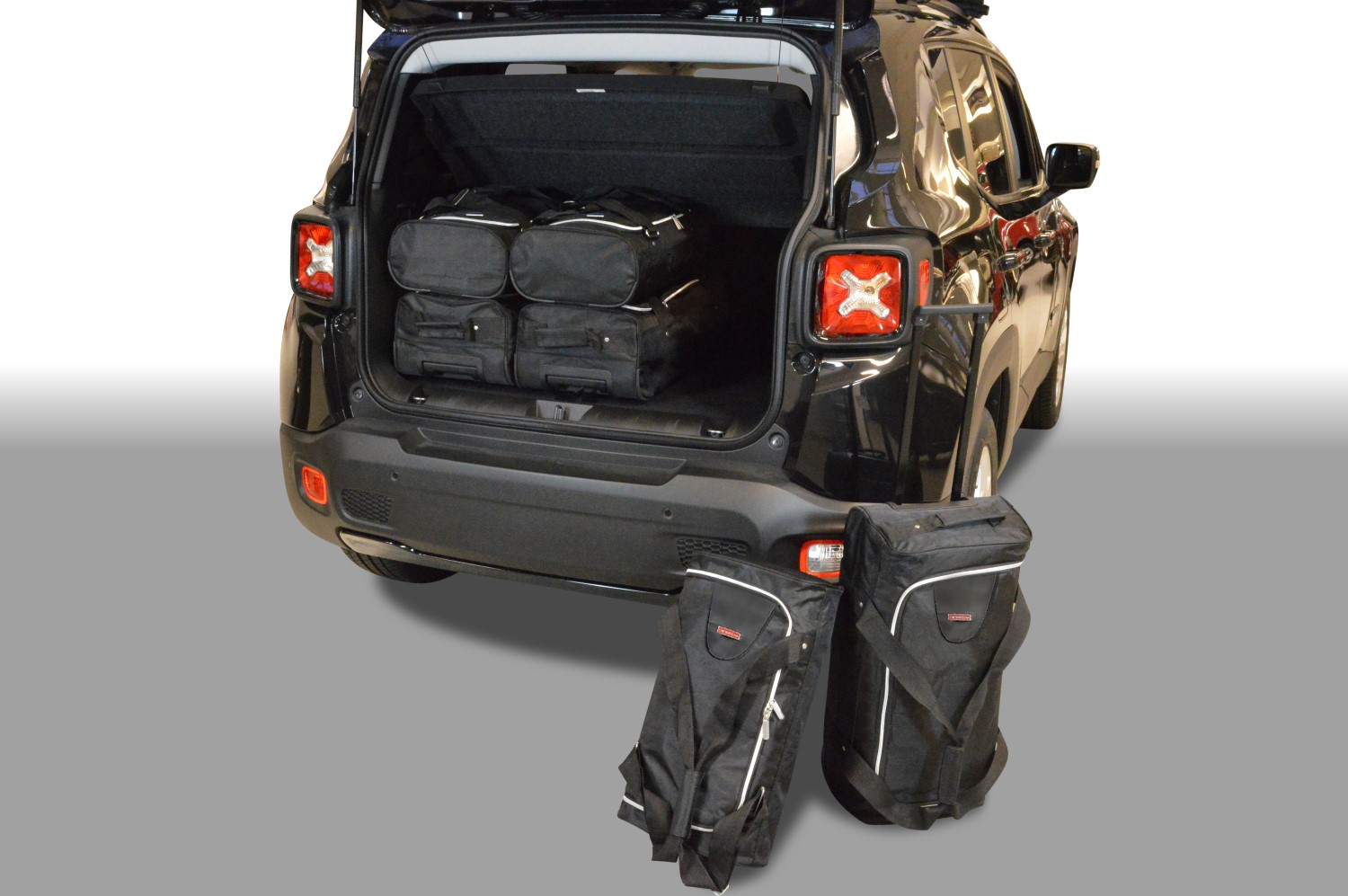 car bags sacs de voyage jeep renegade 2014 pr sent car bags set de sacs de voyage. Black Bedroom Furniture Sets. Home Design Ideas