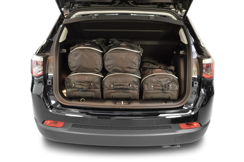 car bags travel bag sets jeep compass mp 2017 present. Black Bedroom Furniture Sets. Home Design Ideas