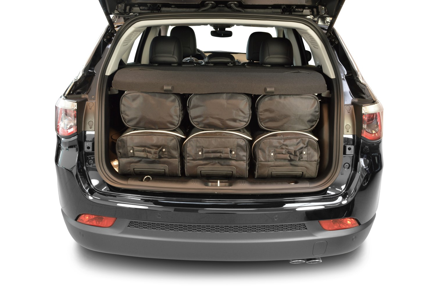 7880e58e5a Jeep Compass (MP) car travel bags | Car-Bags.com
