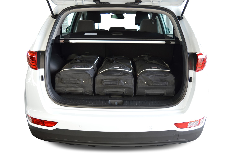 kia sportage iv ql car travel bags car. Black Bedroom Furniture Sets. Home Design Ideas
