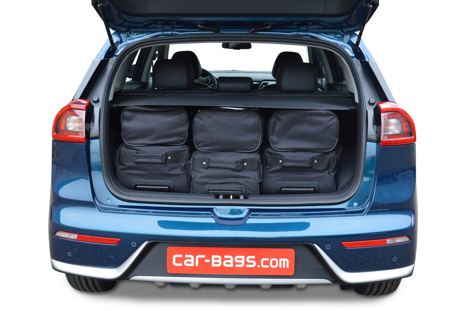 Kia Niro 2016 Present Car Bags Travel
