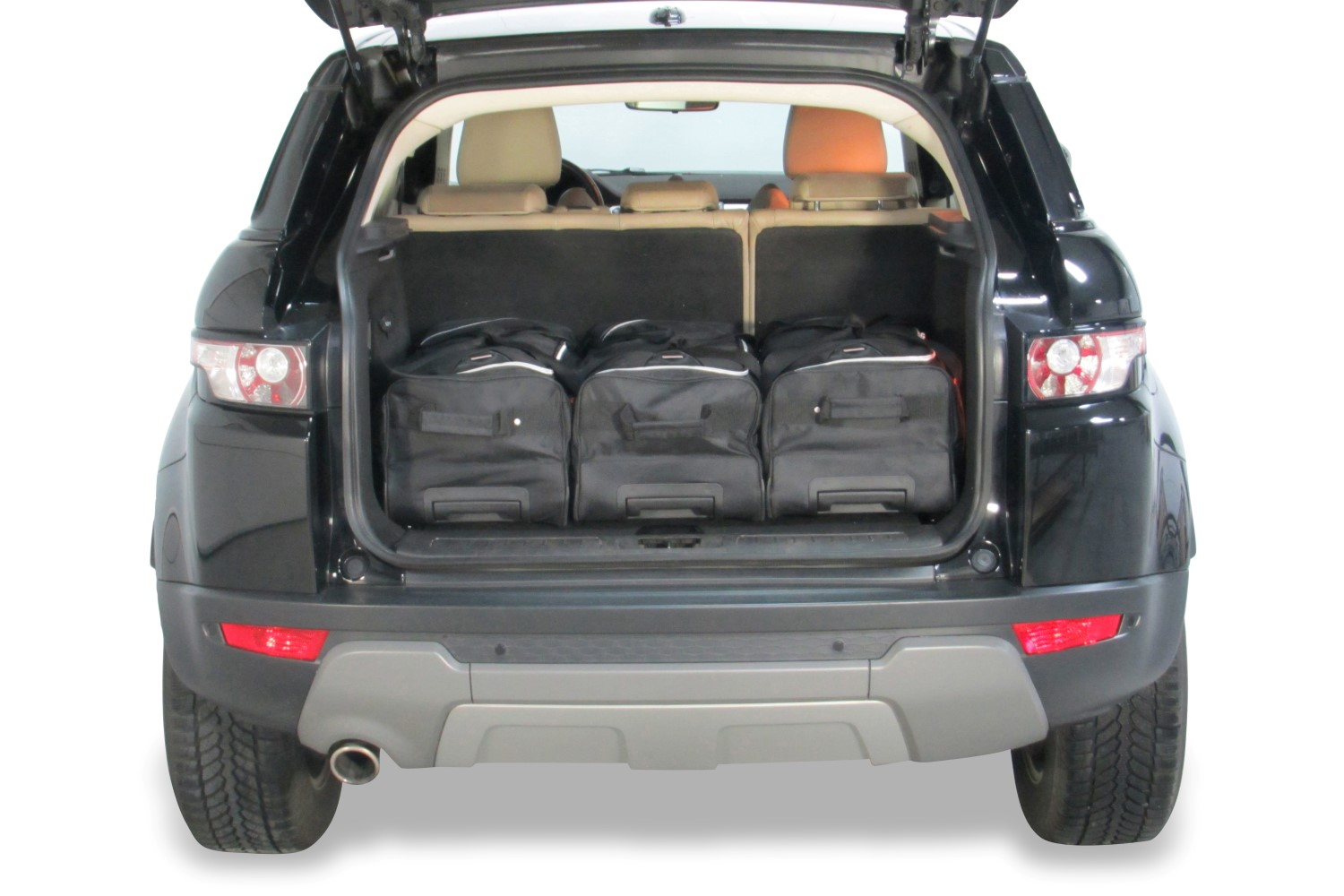 range rover evoque range rover evoque l538 2011 pr sent car bags set de sacs de voyage. Black Bedroom Furniture Sets. Home Design Ideas