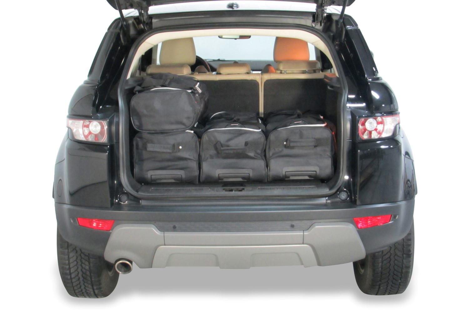 range rover evoque range rover evoque l538 2011 heden car bags reistassenset. Black Bedroom Furniture Sets. Home Design Ideas