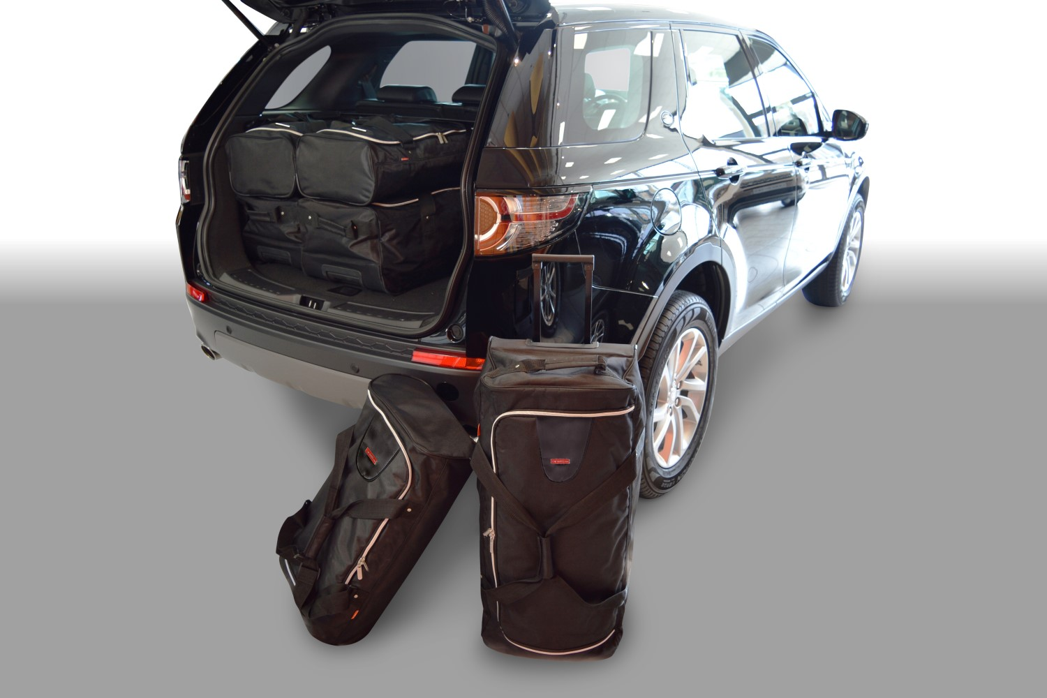discovery sport land rover discovery sport l550 2014 pr sent car bags set de sacs de voyage. Black Bedroom Furniture Sets. Home Design Ideas