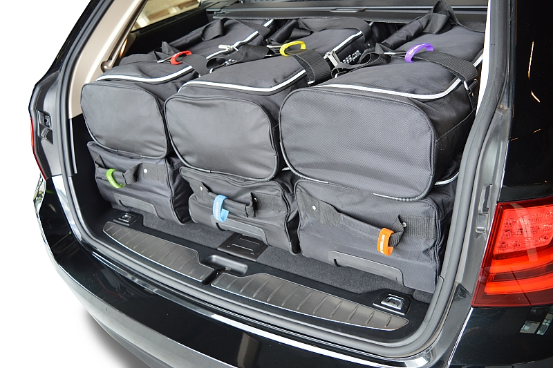 Travel Accessories Luggage Label Set Velcro 6 Pcs