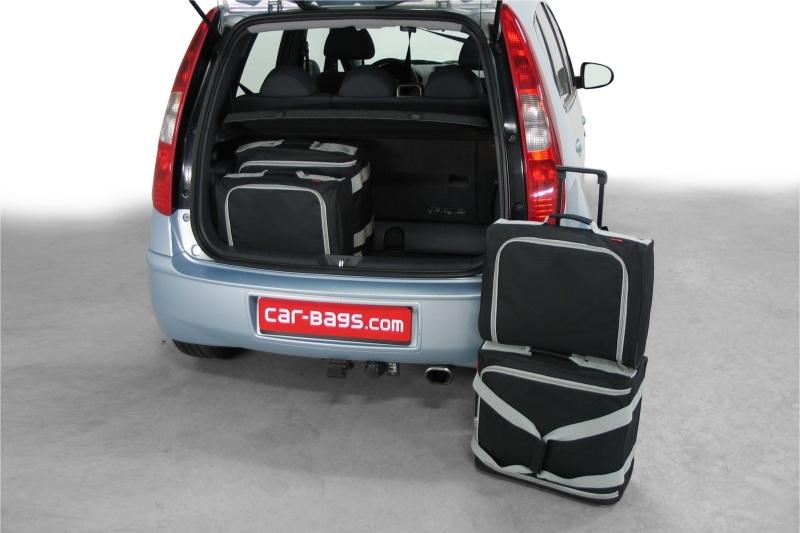 Mitsubishi Colt (Z30) 2004-2009 5d Car-Bags reistassenset