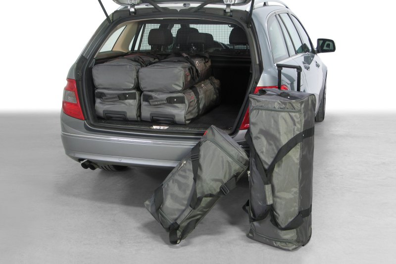 Mercedes-Benz C-Class estate (S204) 2007-2014 Car-Bags.com travel bag set (1)