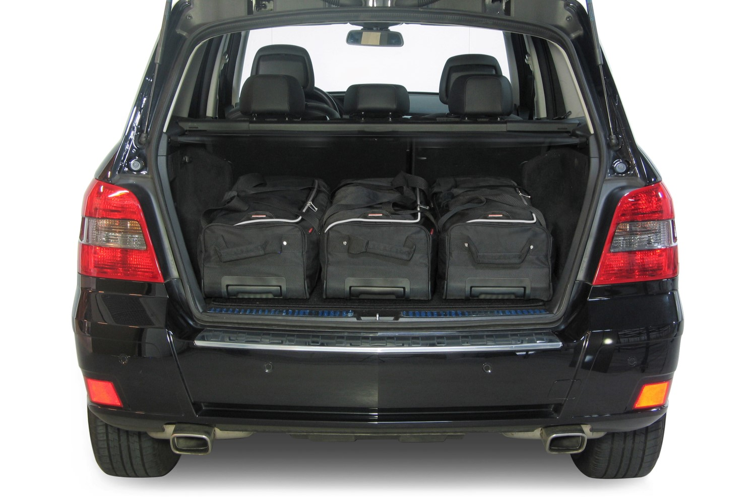glk mercedes benz glk x204 2008 2015 car bags travel bags. Black Bedroom Furniture Sets. Home Design Ideas