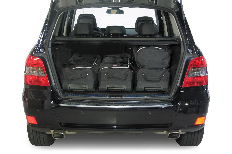 glk mercedes benz glk x204 2008 2015 car bags travel bags. Black Bedroom Furniture Sets. Home Design Ideas