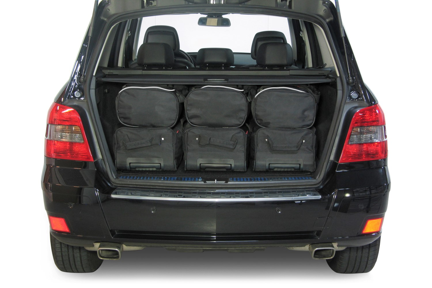Glk mercedes benz glk x204 2008 2015 car bags for Mercedes benz backpack