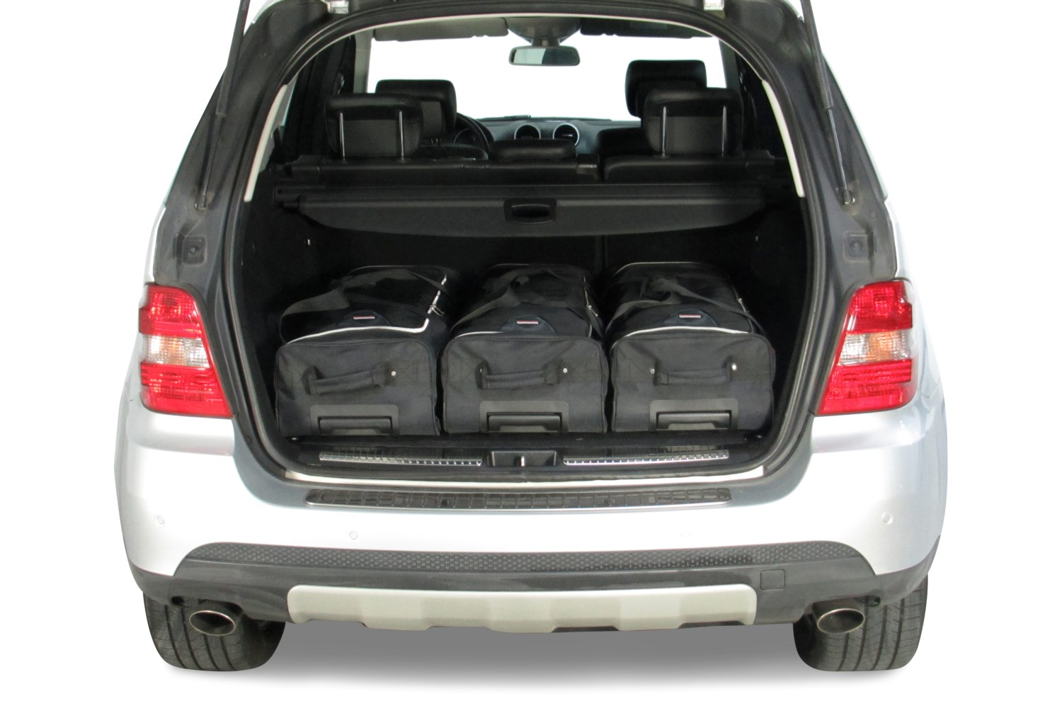 Ml gle mercedes benz ml w164 2005 2011 car bags for Mercedes benz backpack