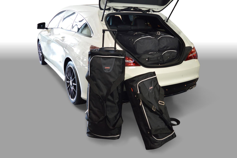 cla mercedes benz cla shooting brake x117 2015 heute car bags reisetaschen. Black Bedroom Furniture Sets. Home Design Ideas